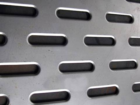 jual plat perforated